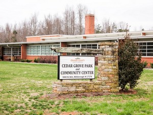 Cedar Grove Community Center