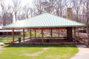 Tobacco Pavilion at Heritage Circle – NC State Fairgrounds