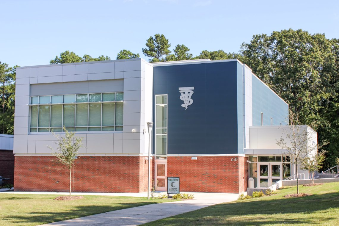 CCCC Veterinary Medical Technology Building